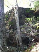 Rock Climbing Photo: Vulture's Perch