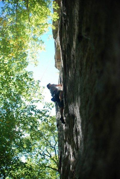 Rock Climbing Photo: a4