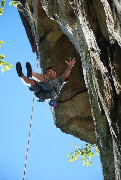 Rock Climbing Photo: a6