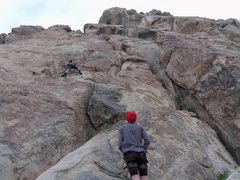 Rock Climbing Photo: Alisandria, 5.6 Unknown
