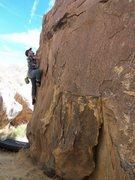 Rock Climbing Photo: Millpass Problem
