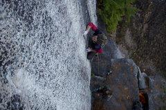 "Rock Climbing Photo: ""tom cruising"" airation"