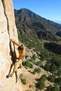 Rock Climbing Photo: Adam.