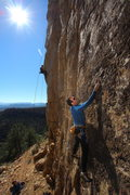 Rock Climbing Photo: Busy day.