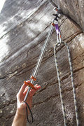 Rock Climbing Photo: cam-extractor