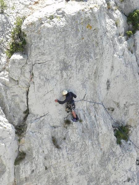 Rock Climbing Photo: Les Calanques