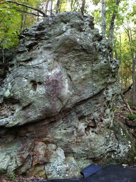 Rock Climbing Photo: a rock