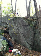 Rock Climbing Photo: Trippy the Trout