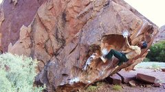 Rock Climbing Photo: With a name like Circus Trick,... a good show alwa...
