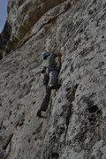 Rock Climbing Photo: good climbing on Ryobi Ranger