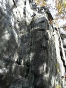 Rock Climbing Photo: this is the corner...
