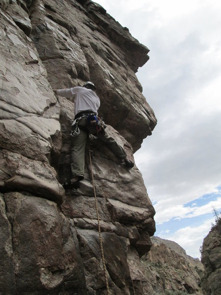 Rock Climbing Photo: The Bowmore