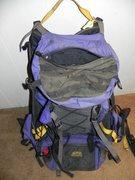 Rock Climbing Photo: Backpack full of stolen gear