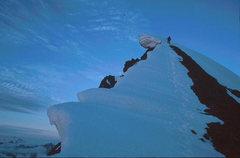 Rock Climbing Photo: Sahale North Ridge