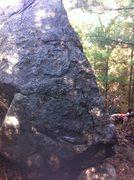 Rock Climbing Photo: Pick Your Nose.