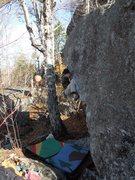 Rock Climbing Photo: Fun moves. photo: B. Fellenz