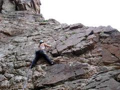 Rock Climbing Photo: Rescue