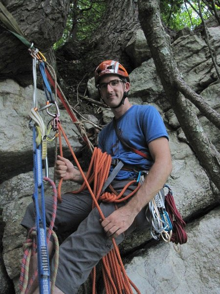 Rock Climbing Photo: Gunks NY