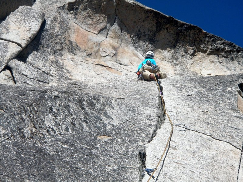 Rock Climbing Photo: SO fun!!!!