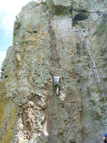 Rock Climbing Photo: Hannah Louise