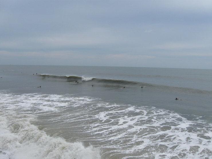 Rafeal swell Folly Beach SC