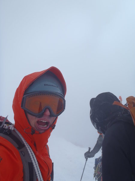 Rock Climbing Photo: Summit Mt Rainier July 2012