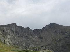 Rock Climbing Photo: the ridge