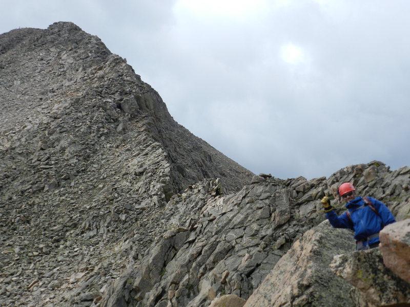 nolan and the ridge