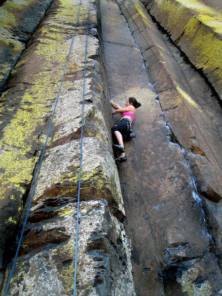 Rock Climbing Photo: Sex party