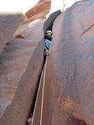 Rock Climbing Photo: FA!
