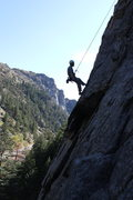 Rock Climbing Photo: Another day in Boulder Canyon