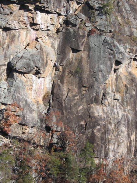 Rock Climbing Photo: Climbers on MD 10/2008