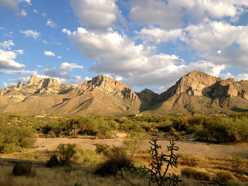 Rock Climbing Photo: Pusch Ridge Area