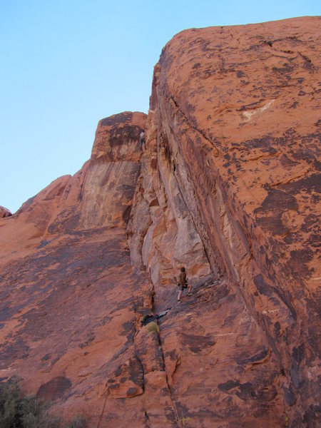 And steep!!