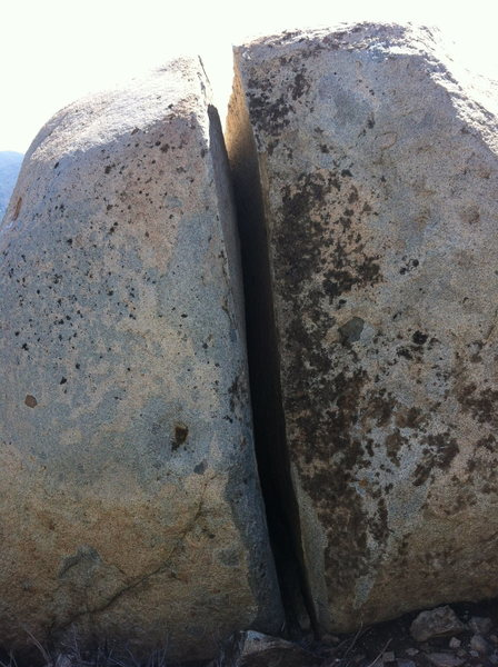 Rock Climbing Photo: Climb me!