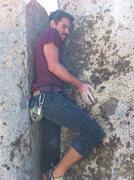 Rock Climbing Photo: Looks fun don't it. Cam Martz