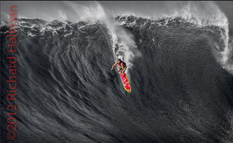 Albee at Peahi 10/9/12