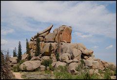 Rock Climbing Photo: The Nautilus. Photo by Blitzo.