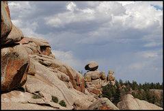 Rock Climbing Photo: Vedauwoo. Photo by Blitzo.