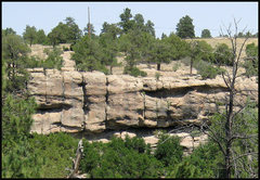 Rock Climbing Photo: Cracks. Photo by Blitzo.
