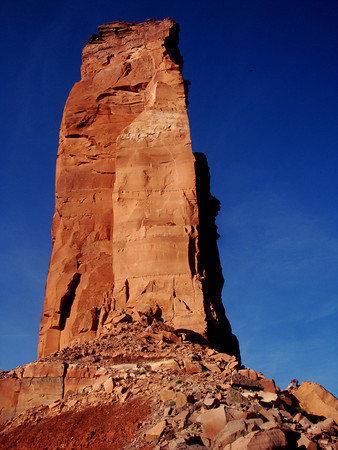 Rock Climbing Photo: The Palisade.