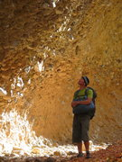 Rock Climbing Photo: Cobble admiration