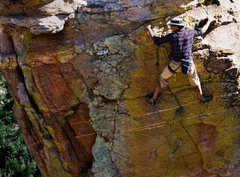 Rock Climbing Photo: photo by Ryan Dillon