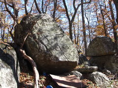 Rock Climbing Photo: Prince Of Persia