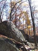 Rock Climbing Photo: Persia Boulder