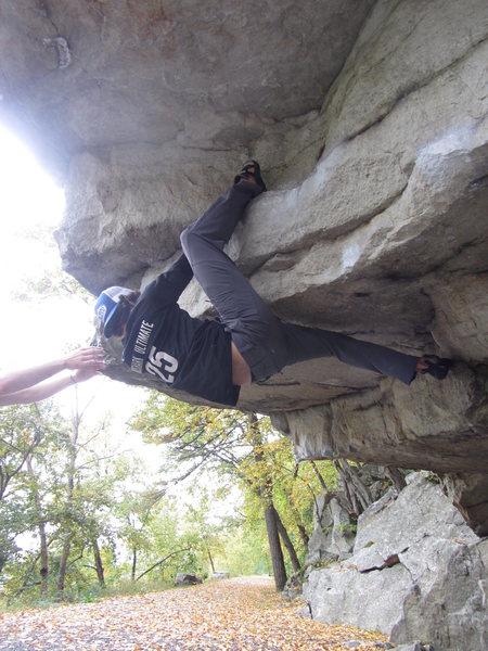Rock Climbing Photo: Andrew's