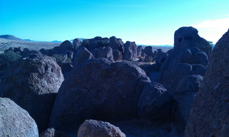 City or Rocks, NM