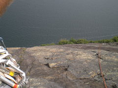 Rock Climbing Photo: Atop Rogers