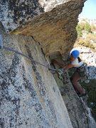 Rock Climbing Photo: 1st