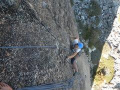 Rock Climbing Photo: knobbage